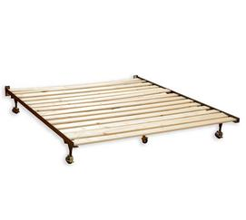 Heavy-Duty Bunkie Board with Wooden Slats