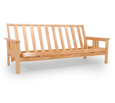 Monterey Futon Frame in Natural