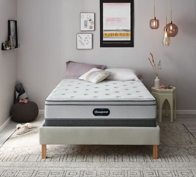 Simmons Beautyrest Desoto 12 Inch Euro Top Mattress