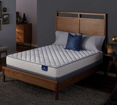 "Perfect Sleeper Rolling Knolls 10.5"" Firm Mattress"