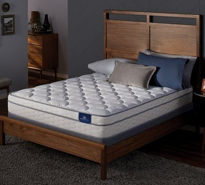 Serta Perfect Sleeper Rolling Knolls 11.5 Inch Euro Top Mattress