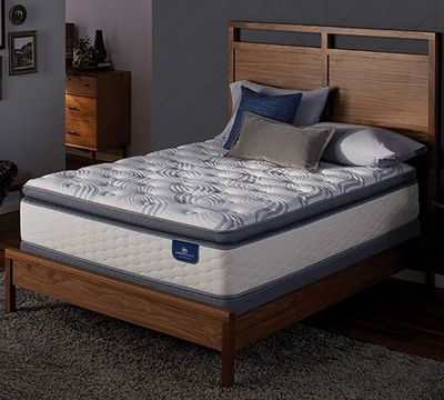 "Perfect Sleeper Select Huntsville 13.75"" Super Pillow Top Mattress"