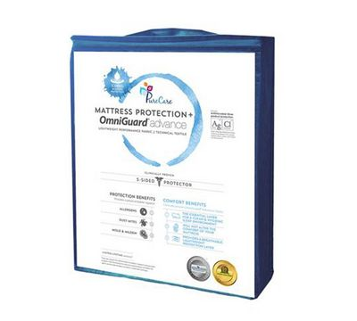 5-Sided Waterproof Mattress Protector