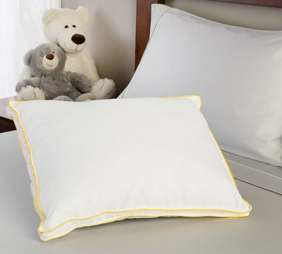 Rise & Shine Adjustable Height Memory Foam Youth Pillow