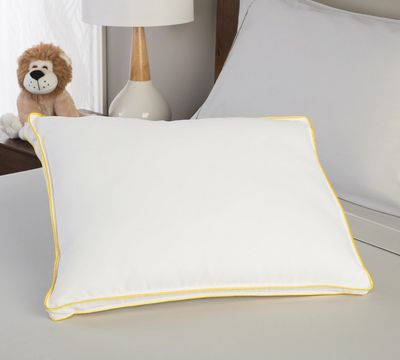 Rise & Shine Adjustable Memory Foam and Latex Youth Pillow