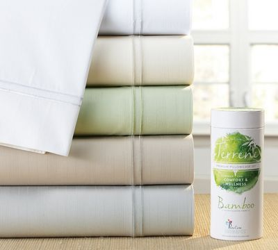 PureCare Elements Premium Bamboo Pillowcase Set