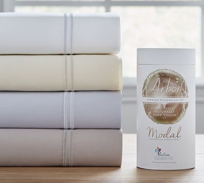 Elements Premium Modal Pillowcase Set