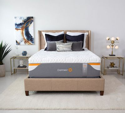 "Curve 15"" Plush Memory Foam Mattress"