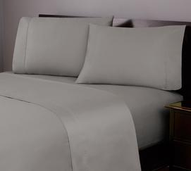 Carefree Comforts™ 400 Thread Count Wrinkle-Resistant Pillowcase Set