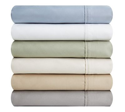 Carefree Comforts™ 400 Thread Count Wrinkle-Resistant Sheet Set