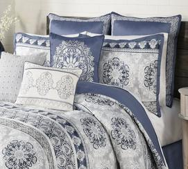 Indochine 4-Piece Comforter Set