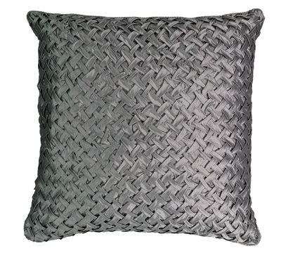 Chacenay Faux Silk Decorative Pillow