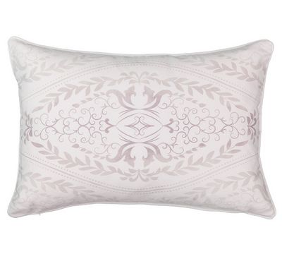 Henriette Ombre Motif Decorative Pillow