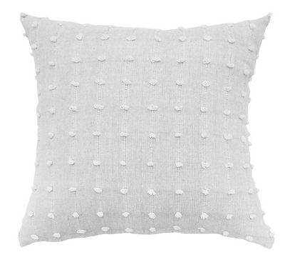 Indochine Tufting Embellishment Decorative Pillow