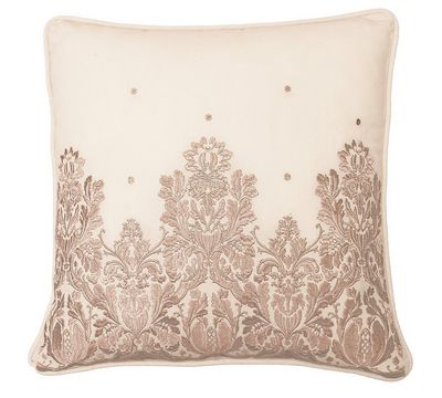 Montreal Embroidered Decorative Pillow