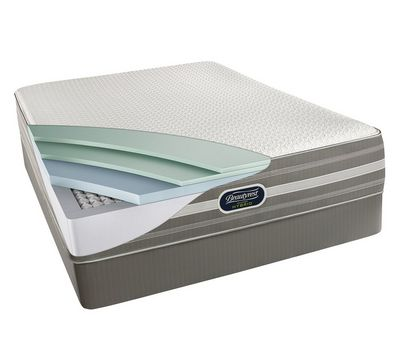 "Recharge Greenmont 13.5"" Hybrid Plush Mattress"