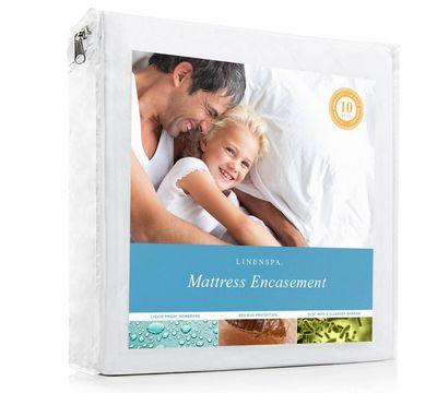 Waterproof Encasement Mattress Protector