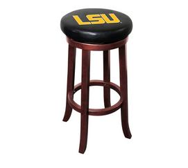 NCAA Wood Bar Stool
