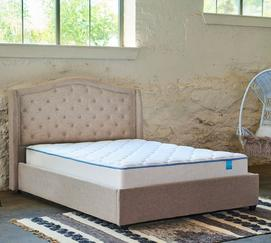 "10"" Medium Quilted Foam Mattress"