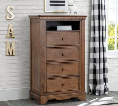 Tivoli 4-Drawer Chest with Cubby