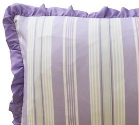 Ipanema Striped Decorative Pillow