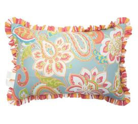 Wild Card Oblong Decorative Pillow