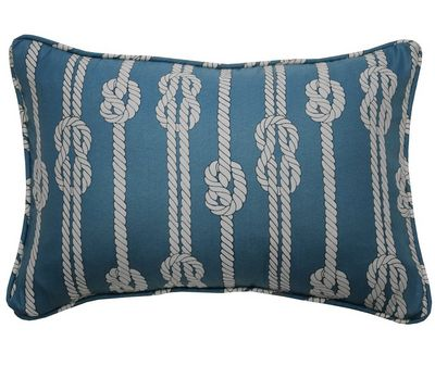 Set Sail Oblong Decorative Pillow