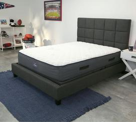 "14"" Firm Encased Coil Mattress"