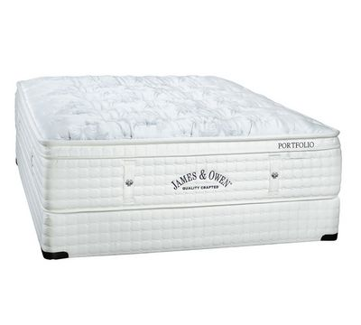 "Mission 14"" Firm Euro Top Mattress"