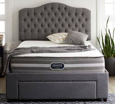 "Recharge Dawson 12.5"" Hybrid Firm Mattress"