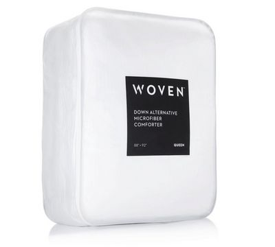 Woven Down Alternative Microfiber Comforter