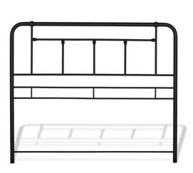 Baldwin Metal Headboard