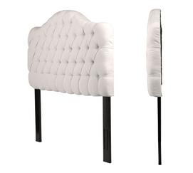 Martinique Tufted Adjustable Height Headboard