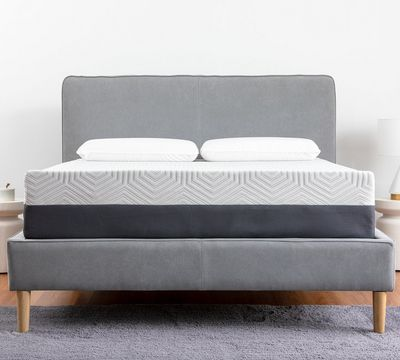 Sleepy's Curve 12 Inch Plush Memory Foam Mattress