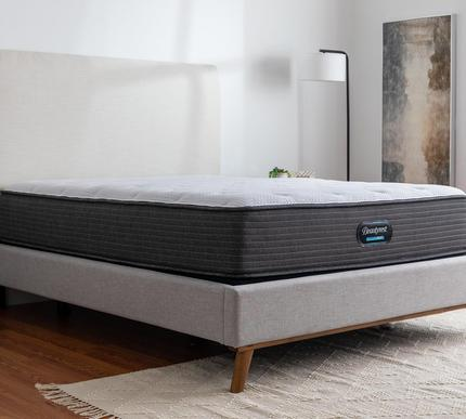 Beautyrest PressureSmart 12.25 Inch Plush Mattress