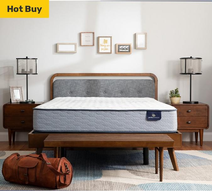 "Perfect Sleeper Elkins II 10"" Firm Mattress"