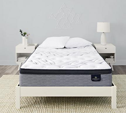 Serta Perfect Sleeper Select Kleinmon II 13.25 Inch Firm Pillow Top Mattress