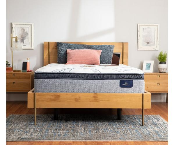 "Perfect Sleeper Elite Trelleburg II 14.25"" Firm Pillow Top Mattress"