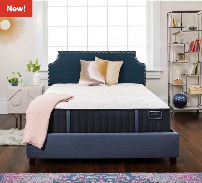 Stearns and Foster Estate Rockwell 14.5 Inch Luxury Firm Mattress
