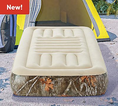 RealTree EDGE Outdoor 10 Inch Air Mattress