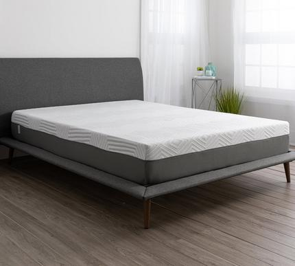 Sleepy's Doze 10 Inch Plush Memory Foam Mattress