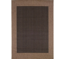 Checkered Field Indoor/Outdoor Rug
