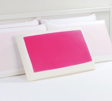Breast Cancer Research Foundation Cooling Gel Bed Pillow