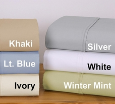 NEW! 6 Piece 1000 Thread Count Sheet Set