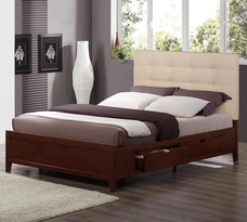 Athena 1 Side Storage Bed