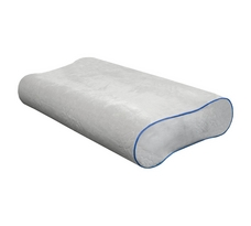 PureCare One Cool 4 Inch Gel Wrapped Memory Foam Pillow