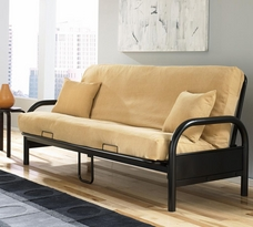 Saturn Metal Futon