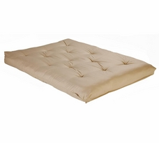Fashion Bed Innerspring Khaki Futon Mattress