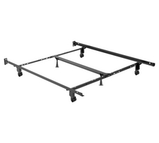 Titan II Adjustable Height Universal Bed Frame