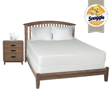 Snuggle Home 10 Inch Two-Sided Foam Mattress
